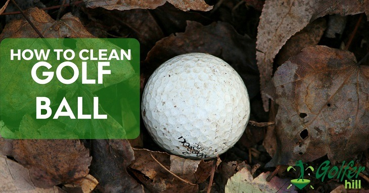 how-to-clean-golf-balls