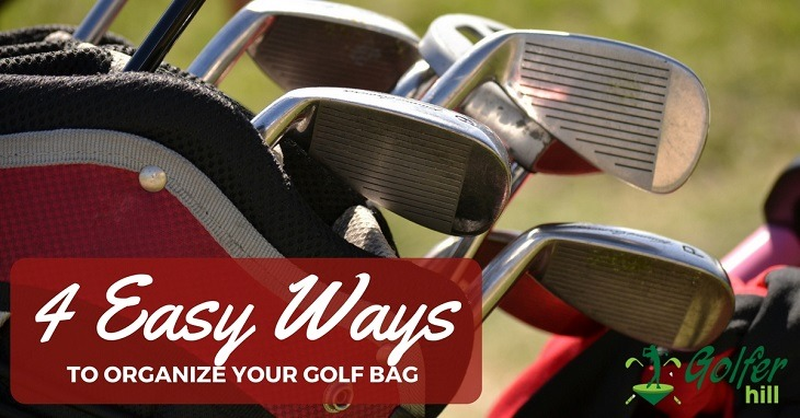 How to Organize Your Golf Bag